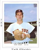 Sonny Siebert Red Sox 7x9 Original 1960-1970 Souvenir Photo 7X9 Photo