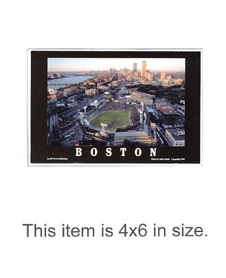 4X6 Fenway Park POSTCARD All Star Game 7/13/1999 Boston 4x6 POSTCARD
