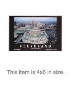 4X6 POSTCARD Cleveland Browns Stadium 1st Game 8/21/1999 Cleveland 4x6 POSTCARD