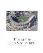 3.5X5.5 POSTCARD Jacobs Field Cleveland Indians 3.5X5.5 POSTCARD