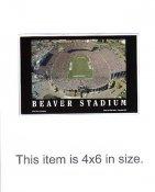 4X6 POSTCARD Beaver Stadium Penn State 4x6 POSTCARD