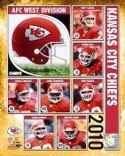 Chiefs 2010 Kansas City Team 8x10 Photo
