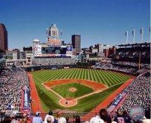 N2 Progressive Field Cleveland Indians 8X10 Photo