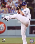 Chad Billingsley LIMITED STOCK LA Dodgers 8x10 Photo