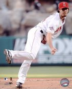 Danny Haren LIMITED STOCK Anaheim Angels 8X10 Photo