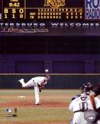 Matt Garza 1st No Hitter In Tampa Bay History LIMITED STOCK Devil Rays 8X10 Photo