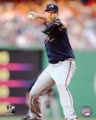 Tommy Hanson LIMITED STOCK Atlanta Braves 8X10 Photo