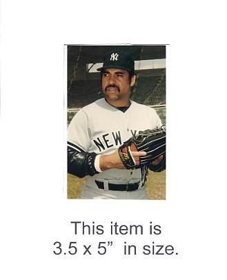 3.5X5 POSTCARD All Holland NY Yankees 1986 Original TCMA 3.5X5 POSTCARD