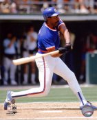 Andre Dawson LIMITED STOCK 1989 Cubs 8X10 Photo