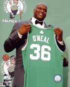 Shaq O'Neal LIMITED STOCK Boston Celtics 8X10 Photo