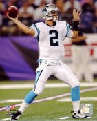 Jimmy Clausen Carolina Panthers 8X10 Photo