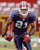CJ Spiller LIMITED STOCK Buffalo Bills 8X10 Photo