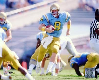Troy Aikman UCLA 8X10 Photo