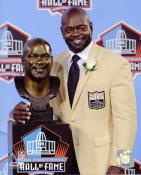 Emmitt Smith Hall of Fame Dallas Cowboys 8X10 Photo