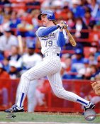 Robin Yount 1992 Milwaukee Brewers 8x10 Photo