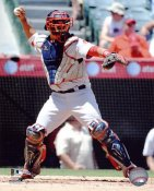 Victor Martinez LIMITED STOCK Cleveland Indians 8X10 Photo