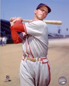 Stan Musial St. Louis Cardinals SATIN 8X10 Photo