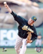 Ben Sheets Oakland Athletics 8x10 Photo
