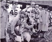 Paul Brown Cleveland Browns 8X10 Photo