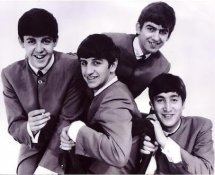 The Beatles 8X10 Photo