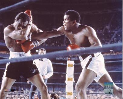 Muhammad Ali vs Ken Norton 1976 Yankee Stadium LIMITED STOCK 8x10 Photo