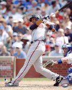 Derrek Lee LIMITED STOCK Atlanta Braves 8X10 Photo