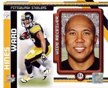 Hines Ward Pittsburgh Steelers 8x10 Photo LIMITED STOCK