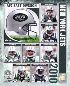 Jets 2010 New York Team 8x10 Photo
