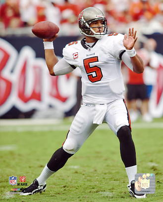 Josh Freeman Tampa Bay Buccaneers 8X10 Photo