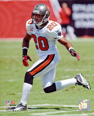 Ronde Barber Tamp Bay Bucs LIMITED STOCK 8X10 Photo