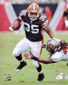 Jerome Harrison Cleveland Browns 8X10 Photo