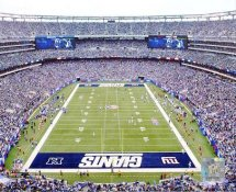 N2 New Meadowlands Stadium New York Giants 8X10 Photo