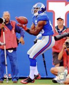 Hakeem Nicks New York Giants 8X10 Photo