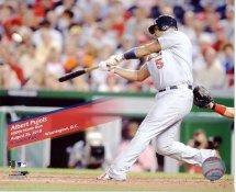 Albert Pujols 400th Home Run 8/26/10 St. Louis Cardinals 8X10 Photos