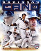 Robinson Cano New York Yankees 8X10 Photo