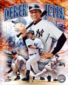 Derek Jeter The Captain New York Yankees LIMITED STOCK SATIN 8X10 Photo
