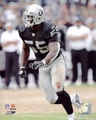 Rolando McClain Oakland Raiders 8X10 Photo