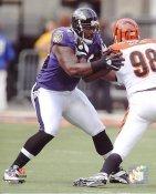 Michael Oher Baltimore Ravens 8X10 Photo