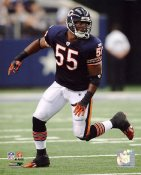 Lance Briggs Chicago Bears 8X10 Photo