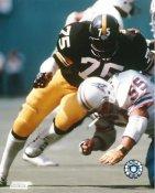 Joe Greene G1 Limited Stock Rare Steelers 8X10 Photo