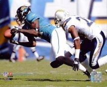 Mike Sims-Walker Jacksonville Jaguars 8x10 Photo