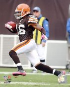 Josh Cribbs LIMITED STOCK Cleveland Browns Photo 8X10 Photo