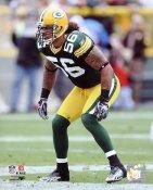 Nick Barnett Green Bay Packers 8X10 Photo