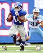Ahmad Bradshaw LIMITED STOCK New York Giants 8X10 Photo