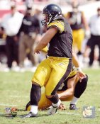 Jeff Reed Pittsburgh Steelers 8x10 Photo