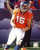 Tim Tebow 1st NFL TD LIMITED STOCK Denver Broncos 8X10 Photo