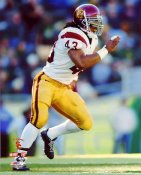 Troy Polamalu 2002 USC 8x10 Photo