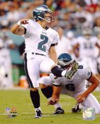 David Akers Philadelphia Eagles 8X10 Photo
