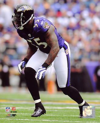 Terrell Suggs Ravens 8x10 Photo