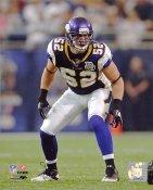 Chad Greenway Minnesota Vikings 8X10 Photo